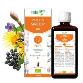 ZANGERSSIROOP - 250 ml | Herbalgem