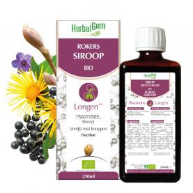 ROKERSSIROOP - 250 ml | Herbalgem