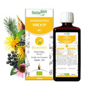 ADEMHALINGSSIROOP - 250 ml | Herbalgem