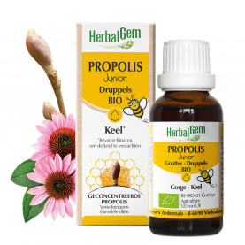 PROPOLIS JUNIOR - druppels - 15 ml | Herbalgem