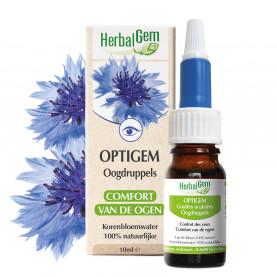 OPTIGEM oogdruppels - 10 ml | Herbalgem