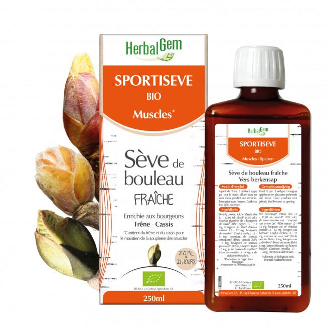SPORTISÈVE - 250 ml | Herbalgem