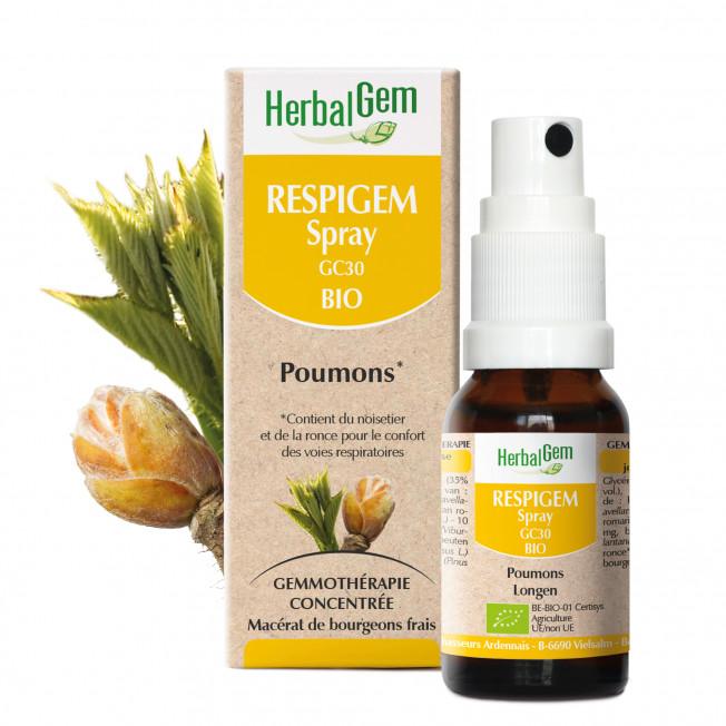 Respigem - Spray - 10 ml   Herbalgem