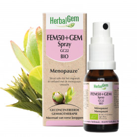 FEM50+GEM - Spray - 10 ml | Herbalgem