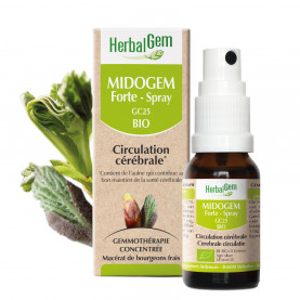 MIDOGEM FORTE - Spray - 10 ml | Herbalgem